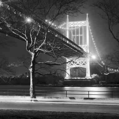 Triborough Suspension Bridge